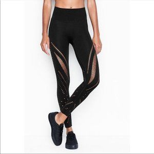 Victoria's Secret Sport Seamless Perforated Tights